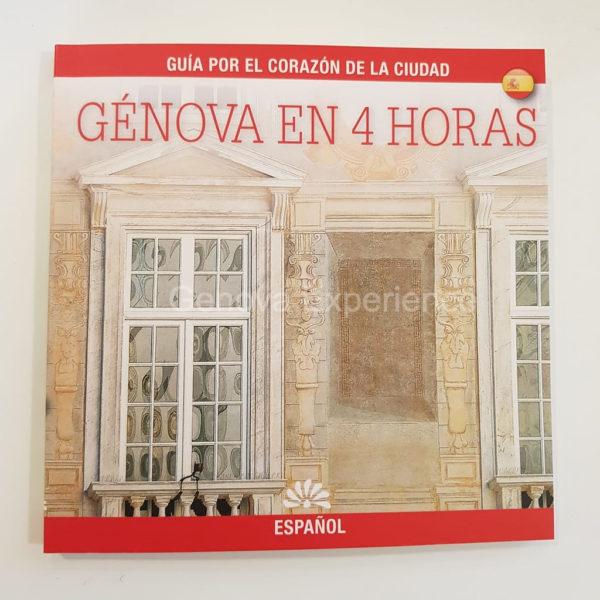 Génova en 4 horas - guia turistica - Genova in 4 ore ES