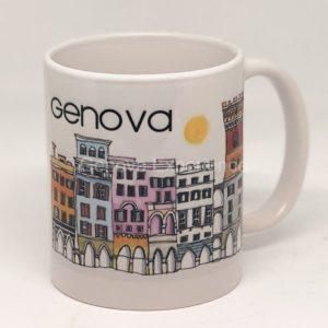 mug tazza ceramica amaranta genova-sottoripa-centro-storico