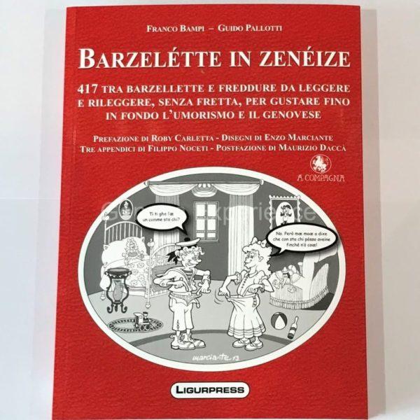 Libro di barzellette in genovese