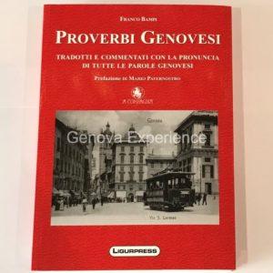 Libro raccolta proverbi genovesi