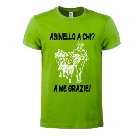 T-shirt Asinello a chi 1-1